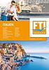 Italien Sommer 2014
