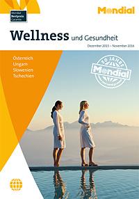 Wellness und Gesundheit Katalog Cover