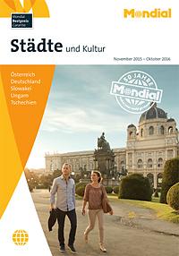Städte und Kultur Katalog Cover