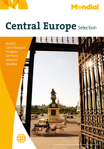 Catalogue Cover: Central Europe Selection